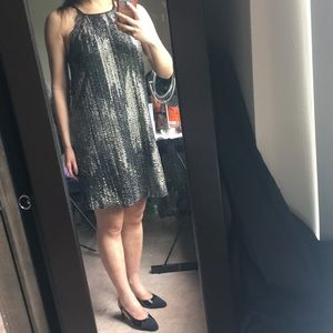 Little bling bling dress for a night out
